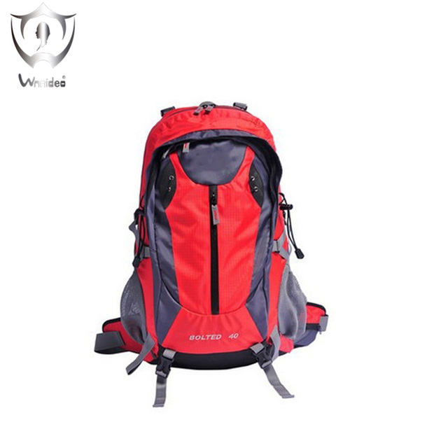Outdoor large capacity shoulders backpack Removable bag hiking ride my stuff Multi-function camping backpack ZS6-2604