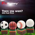 usb flash drive football usb 2.0 stick 4gb pen drive golfball memoria flash card 8gb pendrive 16gb pen drive 32gb usb flash gift