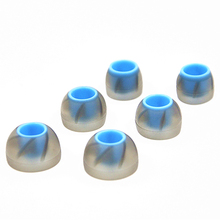 KZ 3 Pairs L M S In Ear Tips Earbuds Headphones Silicone Eartips For KZ ED10