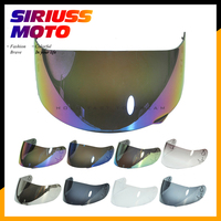 Motorcycle Helmet Visor Lens Full Face Shield Case for AGV GP Pro S4 Airtech Stealth Q3 Titec