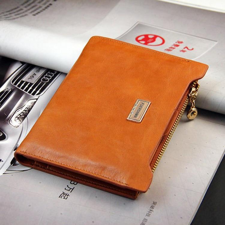2017 top moda titulares de Composição : Genuine Leather + PU Leather