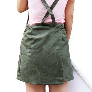Image 5 - MyLifeUNIT Canvas Artist Apron Multi pocket Slim fit style Apron Adjustable Neck Strap Waist Ties Suitable For Artist Painting