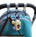 Gancho del cochecito de bebé de la alta calidad del cochecito de niño cochecito suspensión del coche que cuelga del paraguas del cochecito organizador accesorio poussette