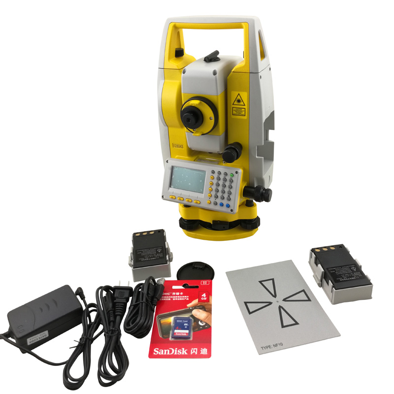 Reflectorless laser total station NTS-332R Prism-free