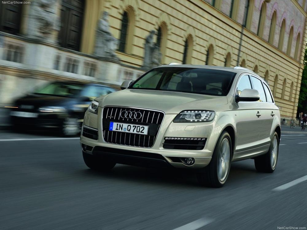 Free Shipping 2pc/lot car-styling Car <font><b>Led</b></font> Lamp Canbus Back-up lamp For Audi Q7 (4L)