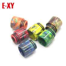E-XY 810 Drip Tip Normal Resin Drip Tips for 810 Vape Kennedy 24/25 Mad Dog  Colorful Resin Mouthpiece