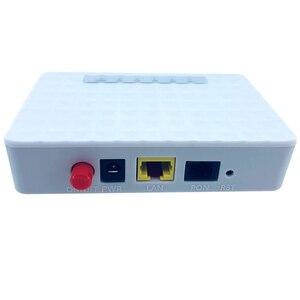 10 шт. пассивная волоконно-Оптическая сеть Ethernet SFF модуль FTTH 1GE EPON 1 порт с оптическим сетевым блоком и оптическим сетевым окончанием epon OLT 1,25G EPON набор микросхем для ZTE not inlcude питания