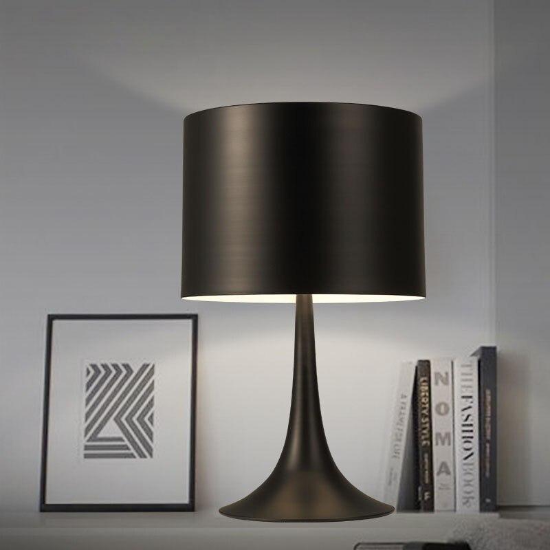 kreativna spavaća soba noćni ormarić, nordijski radni stol svjetlo - Unutarnja rasvjeta - Foto 3