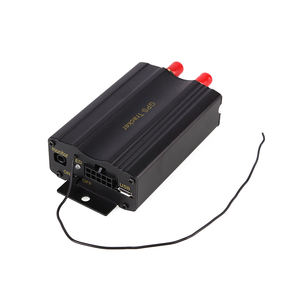 GPRS GPS Real Time Vehicle Tracker TK103A Tracking Device Alarm System