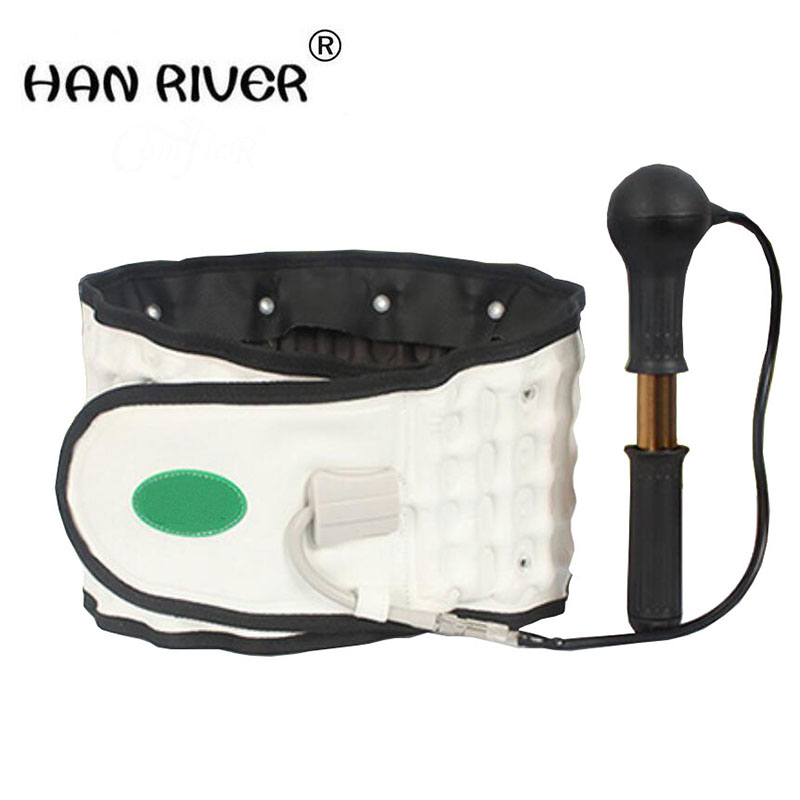 HANRIVER Between the waist dish of lumbar tractor bed massage waist outstanding home stretch waist TuoHu waist men and women цена