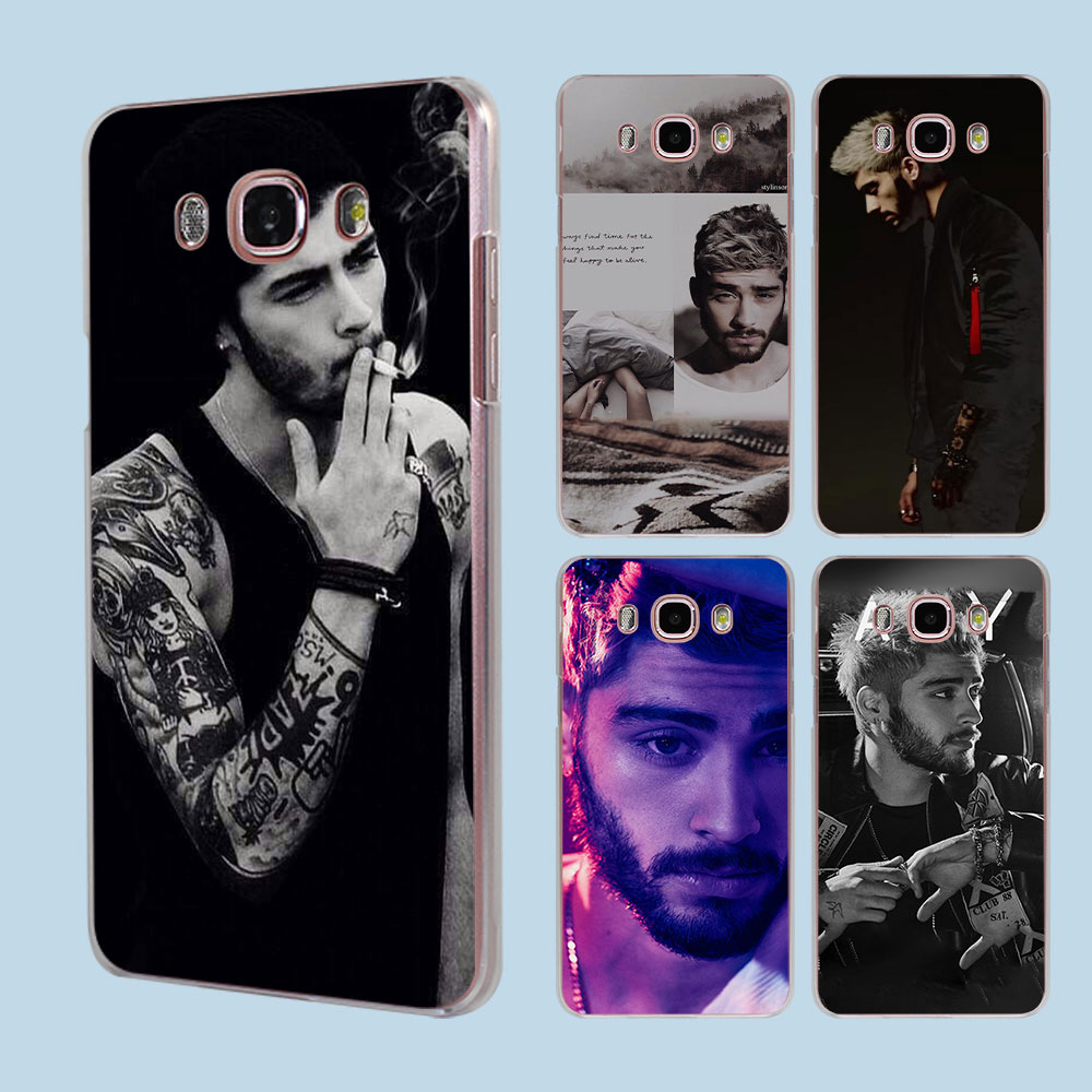 zayn malik pillowtalk transparent clear hard case cover for Samsung Galaxy J1 J2 J3 J5 J7Prime J7 J510 J710 2016