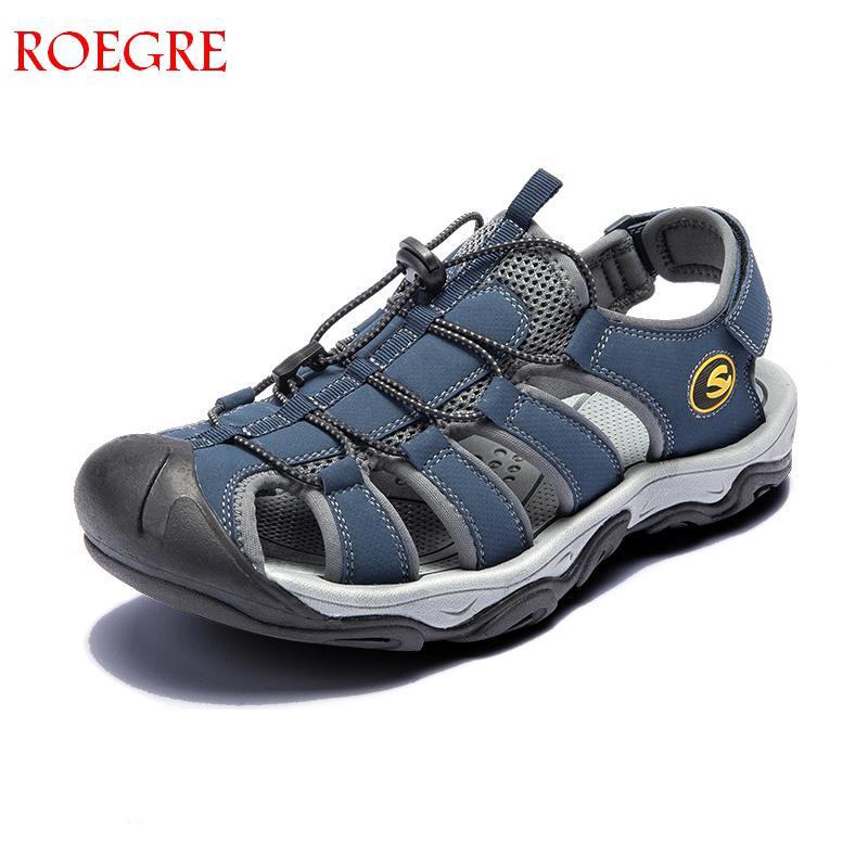 2019 Summer New Men Soft Sandals Comfortable Men ShoesSClassic Andals Big Size Soft Sandals Men Roman Comfortable Men Summer