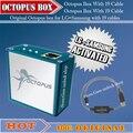 Оригинальный Осьминог коробка, Полная активация для LG и Samsung 19 кабели в том числе optimus Кабелей Unlock Флэш & Ремонт Инструмента