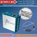 Octopus box activada completo original para lg para samsung 19 cables incluyendo optimus cable set para liberar y flashear y reparación de herramientas