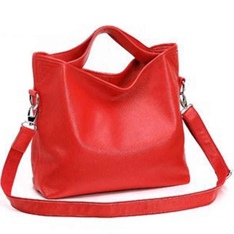 Sales Promotion!2018 Russia Women Genuine Leather Bag Shoulder Bags Women  Messenger Bags Handbags Women Famous Brand Female Tote b768d4aba54ca