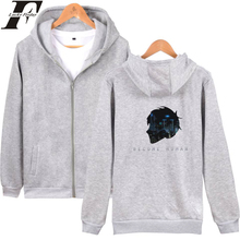 LUCKYFRIDAYF Detroit Become Human Zipper Hot Game Hoodies Sweatshirt Print Regular Casual Clothes Plus Size