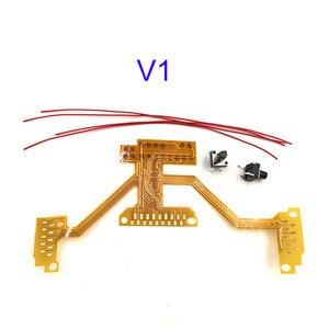 Image 5 - 10sets Voor PS4 Controller remapper Modding Lint Board voor Peddels Switch Knop Draad Kit Voor PS4 Remapper V1 V3 w/Peddels