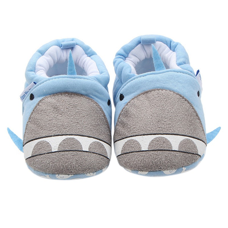 Winter Warm Butterfly-knot Baby Boys Girls Shoes Soft Bottom Non-slip Toddler Cartoon Pattern Shoes First Walkers 2017 New