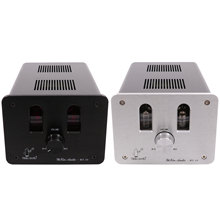 6H3 Vacuum Tube Preamplifier 6N3 TUBE PREAMP Reference Matisse Circuit 2 Ways Audio Signal Input For Hifi Home Audio 1PC