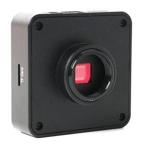 Image 5 - Cámara Industrial 1080P 60FPS 34MP HDMI USB grabadora de vídeo 2K TF cámara de microscopio electrónico 100X para soldadura de CPU PCB Lab IC