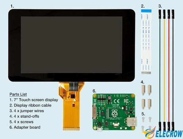 Raspberry Pi 7 display4
