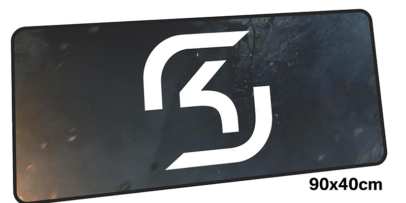 sk gaming mousepad gamer 900x400X3MM gaming mouse pad large cute notebook pc accessories laptop padmouse ergonomic mat