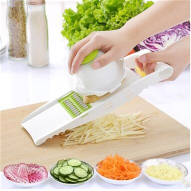 Kitchen Articles More Function Radish Potato Shred Section Flower Arrangement Planing Ma ...