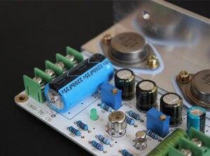 Image 3 - Zmontowany JLH 1969 klasa płyta wzmacniacza wysokiej jakości płytki PCB MOT/2N3055