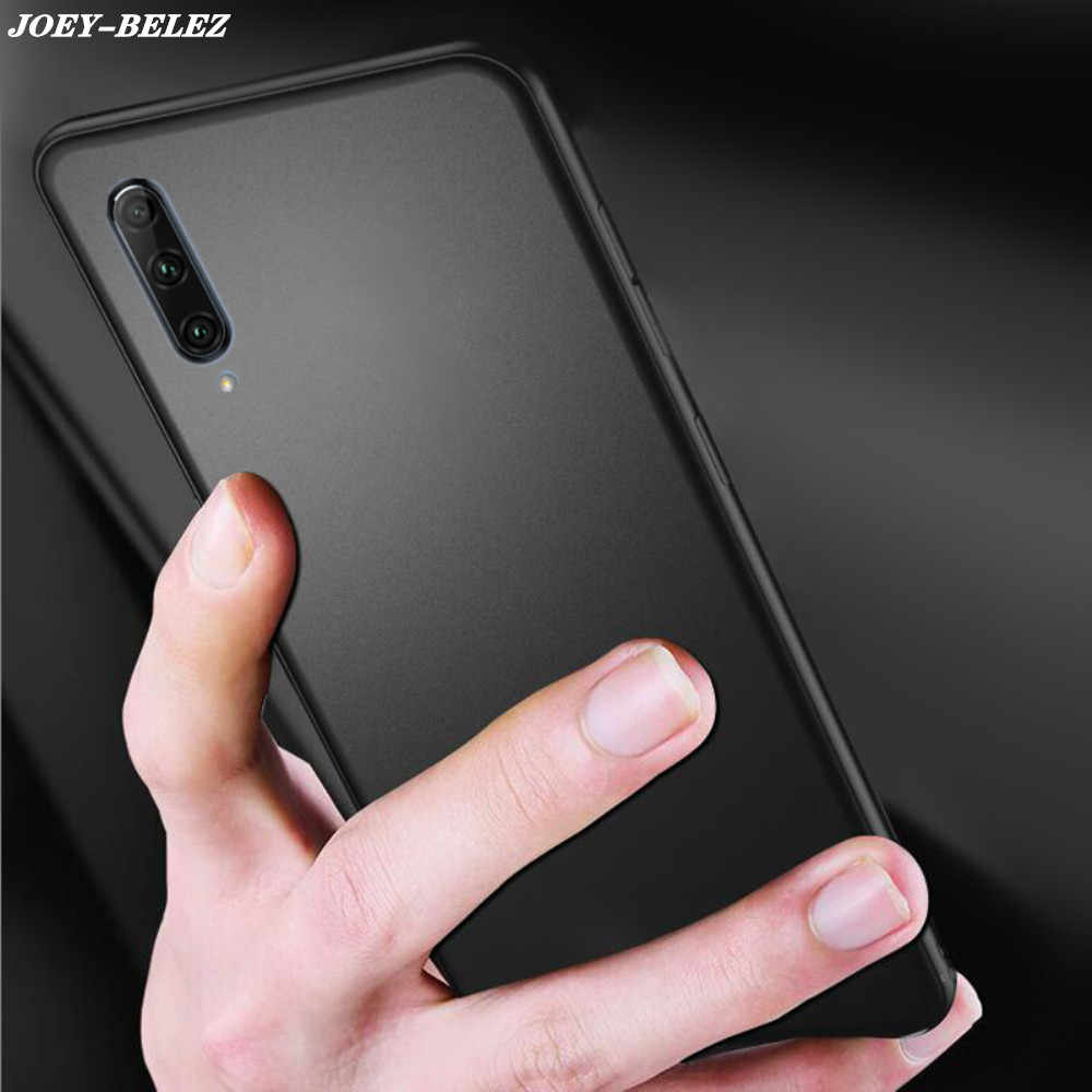 Matte Black Case for Samsung Galaxy A70 A60 A50 A40s A30 A20 A10 M30 M20 M10 A20E S8 S9 S10 Plus S7 S6 E Celular Soft TPU Cover