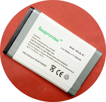 wholesale 25pcs mobile phone battery BL-4C BL 4C BL4C for Nokia 6100, 6101, 6102i, 6103,1100,1101,1108, 110,1255,1600..
