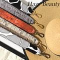 Hazy beauty faux lizard pattern women handbag strap all kinds matching lady shoulder bag stripe girls bag belt hot and new SS114