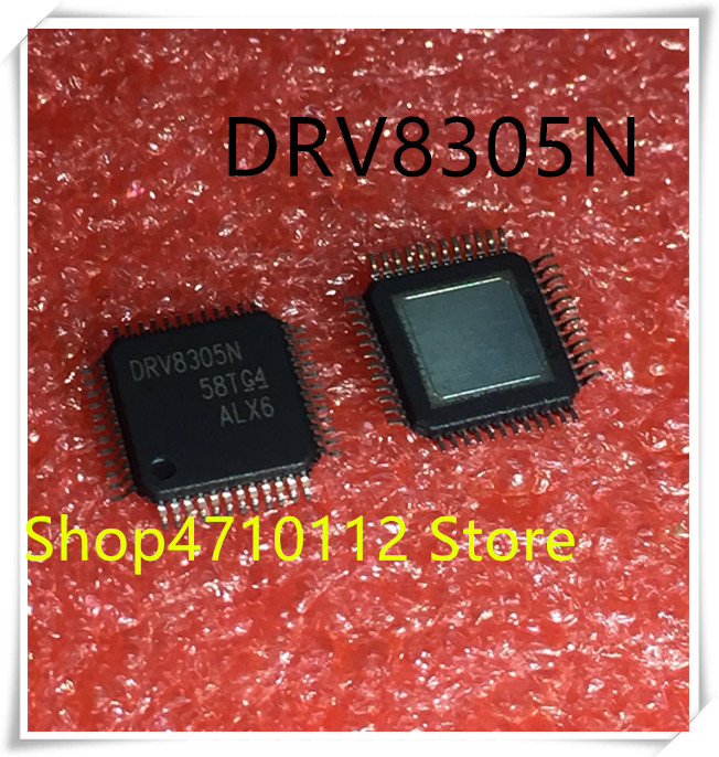 NEW 5PCS LOT DRV8305NPHPR HTQFP48 DRV8305N HTQFP 48 DRV8305NPHP DRV8305 IC