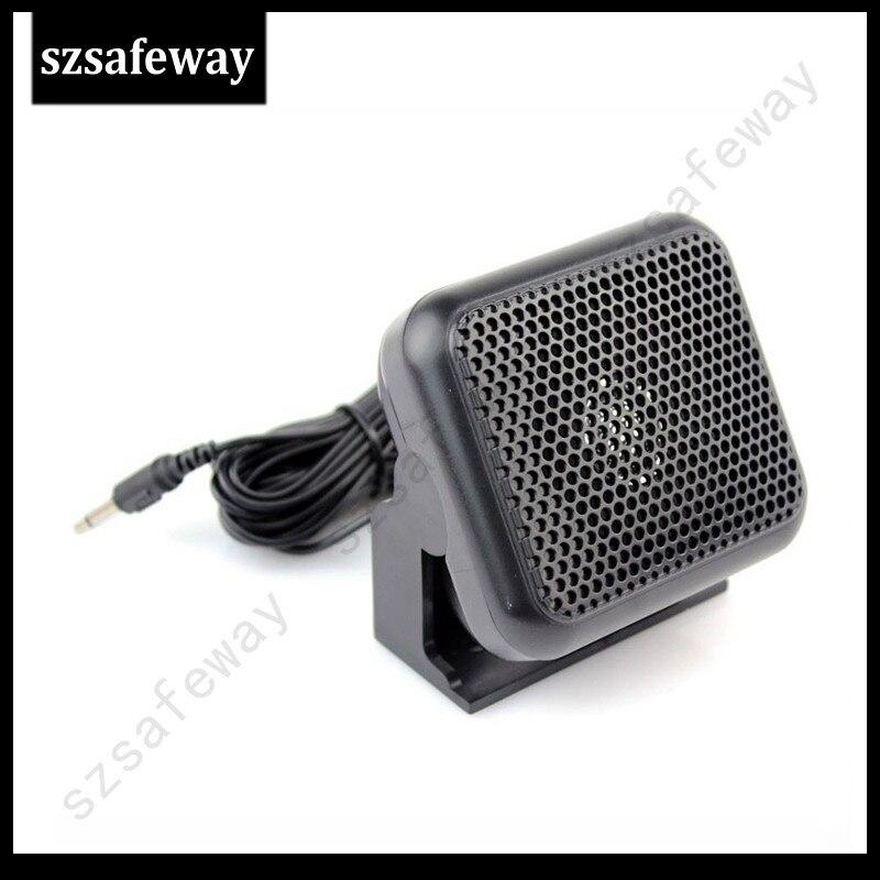 CB Ham Radio Mini External Speaker NSP-100 For Yaesu For Kenwood For Motorola For ICOM Radio