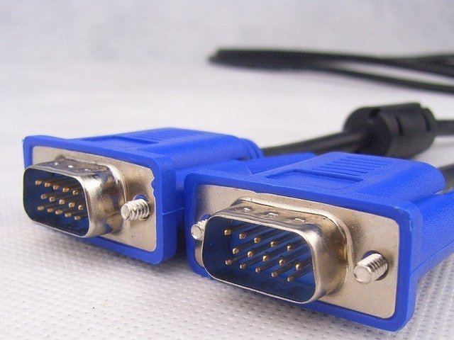 Free shipping 1pcs High quality 32FT 10M SVGA VGA M/M Male to Male Monitor Video Extension cable