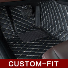 Custom fit car floor mats for Mercedes Benz B180 C200 E260 CL CLA GL GLK300 ML S350/400 class 3D car styling carpet rug liners