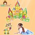 Tamanho grande brinquedos infantis 129 pcs enlighten bricks educacional magnetic designer castelo do brinquedo 3d diy blocos de construção de brinquedos para crianças