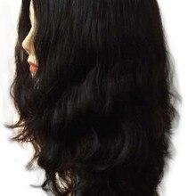 Лучшие европейские девственные волосы легкая волна еврейский парик, Шелковый топ кошерный парик лучшие Sheitels
