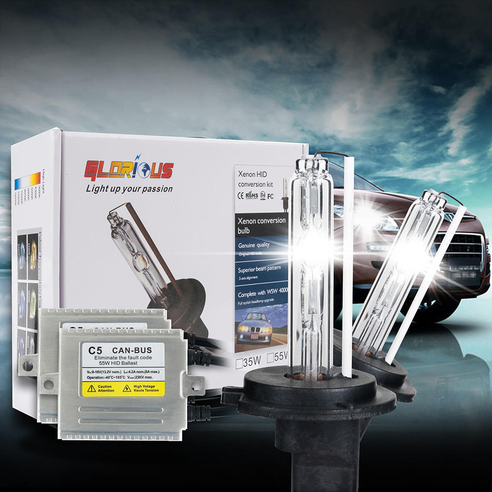C5-1 CANBUS XENON HID KIT 2-1