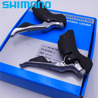 SHIMANO 105 ST R7000 Dual Control Lever Shifter With Shift Cable Set 2x11 Speed