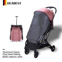 DEAREST 2020 Light Weight Baby Pram For New Born Stroller