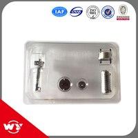 Válvula de controle injector combustível do trilho comum assy peças kit reparo aplicar para bosch 0445115 0445116 0445117 0445 115 116 117 series