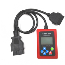 Newest Version V1.5 FMPC001 OBD Automatic Pin Code Reader for Mazda for F-ord Incode/Outcode Calculator Auto Key Programmer
