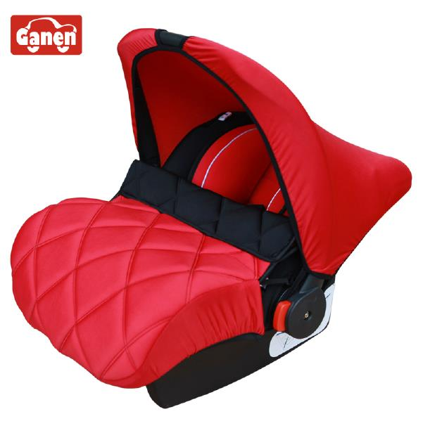 Portable Kids Basket Baby Car Seat Baby Car Basket Infant Car Seats Baby Stroller Car Safety Seat Basket type Baby Seat
