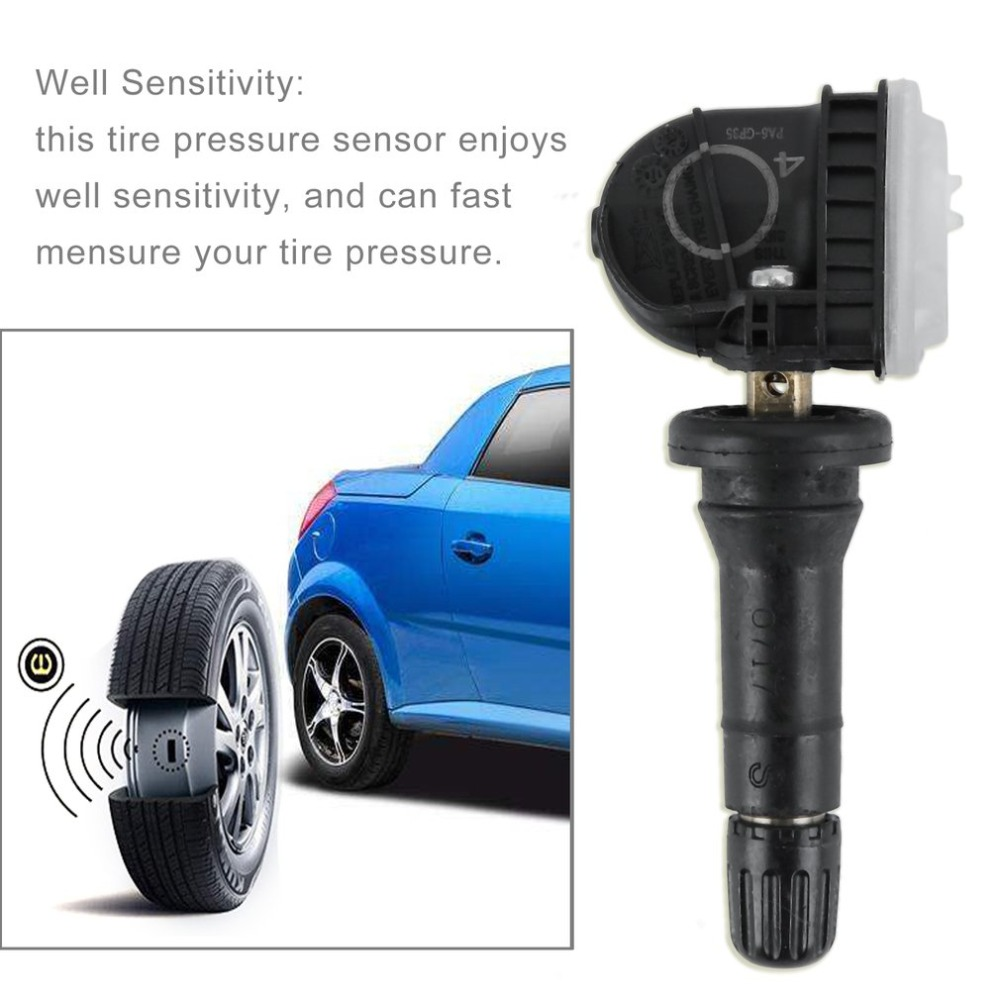 Durable New 4 Piece Tire Pressure Sensor Monitor Tpms Factory OEM 42753-SNA-A830-M1 TRW TS-Hn01 For Opel 13506028