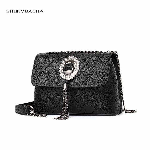 3b48b2bbc0 Channel Chain Women Messenger Bags Mini Shoulder Bag Women Famous Brands Designer  Handbags Ladies Small Crossbody Bags female