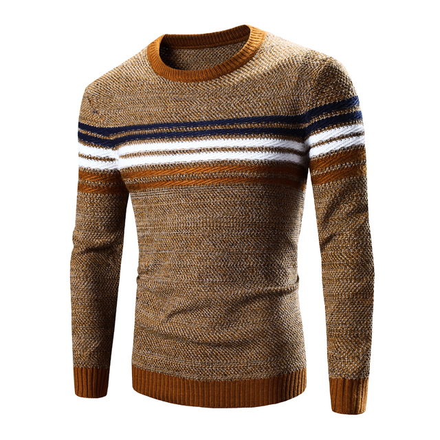 fashion 2016 winter pullover mens brand sweater good quality long sleeve casual men wool sweaters size 2xl