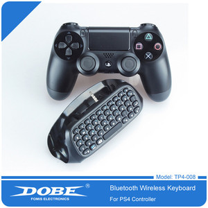 Image 3 - DOBE PS4 Mini Wireless Bluetooth Keyboard PS4 Handle Keyboard For Sony PlayStation PS 4