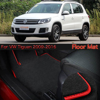 High Quality Soft Nylon Custom Made Non Slip Heavy Duty Floor Carpet Mat Rugs For VW
