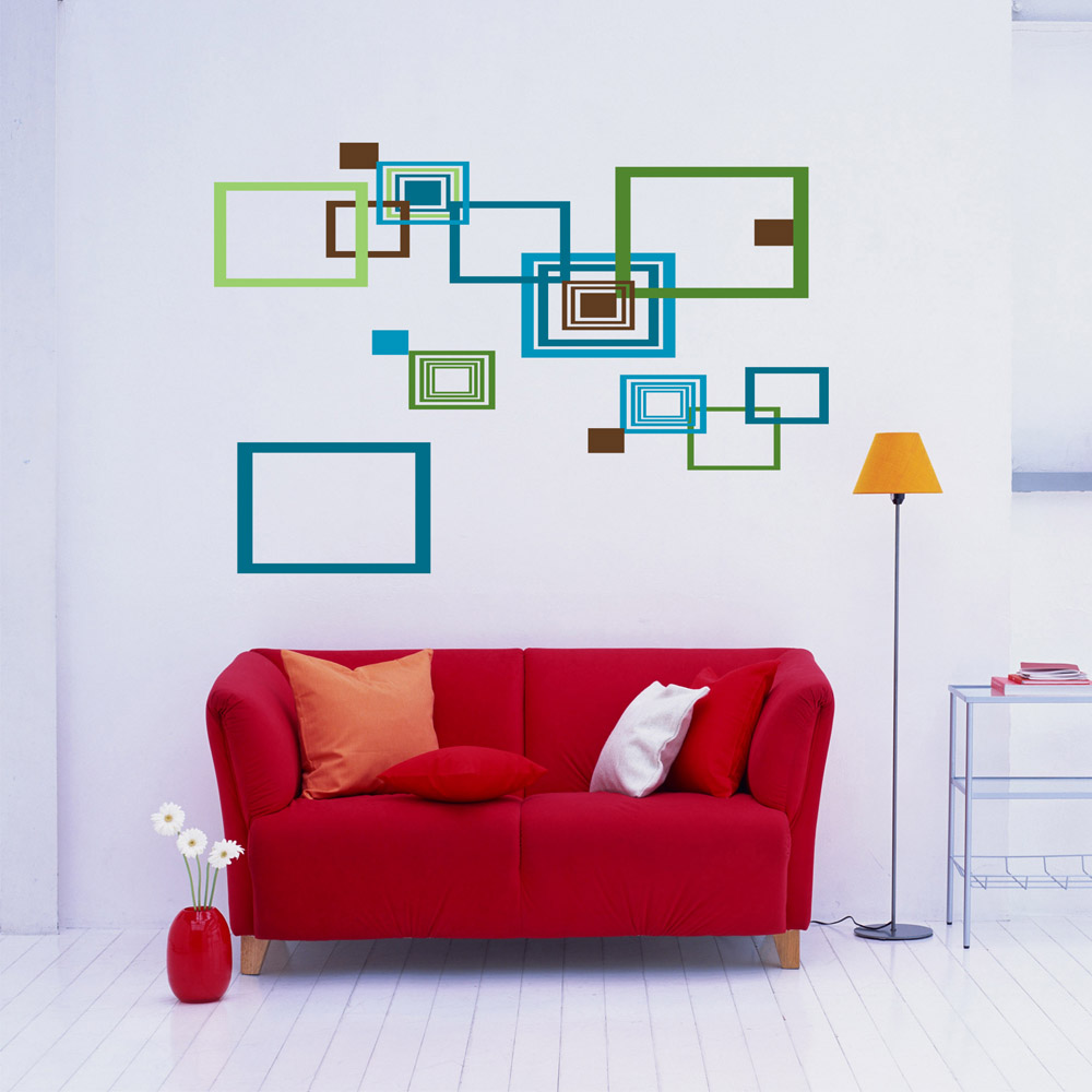 Diy simple geometric radius wall art sticke stickers decorative diy simple geometric radius wall art sticke stickers decorative wallpaper removable interior mural decals home decoration in wall stickers from home amipublicfo Gallery