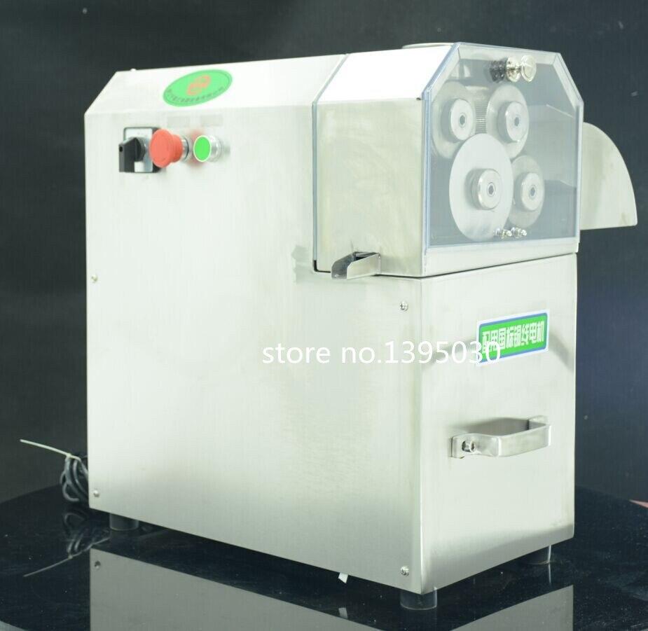 3 silindirler / 4 rulo (seçebilirsiniz) Paslanmaz çelik Elektrikli şeker kamışı sıkacağı Makinesi şeker kamışı sıkacağı 1 takım